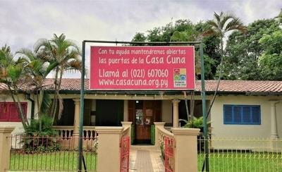 HOY / Casa Cuna pide ayuda para niños necesitados