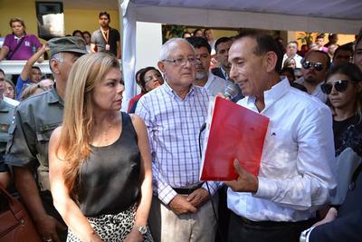 Barreto es opositor solo en época de campaña electoral