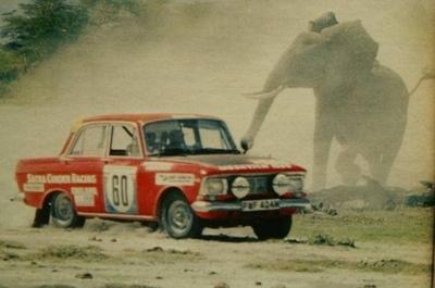 HOY / Acuerdo para que el mítico Rally Safari de Kenia vuelva en el 2020
