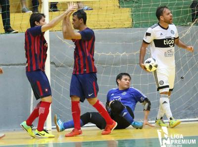 El Clásico del Futsal FIFA fue para Cerro