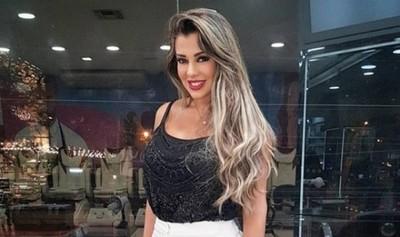 Marly Figueredo defendió a Pitu y a César