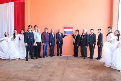 Inauguran planta de separación de residuos en el distrito de Yguazú
