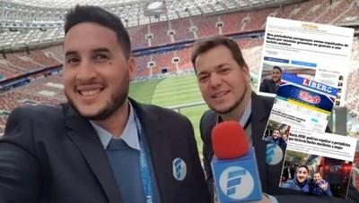 Pitu Willis Y César Trinidad En El Ojo De La Prensa Internacional Ante La Polémica