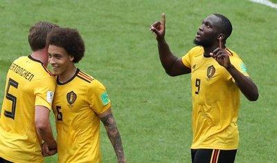 Bélgica vuelve a golear y se encamina hacia octavos