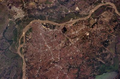 Hoy se podrá ver la Estación Espacial Internacional
