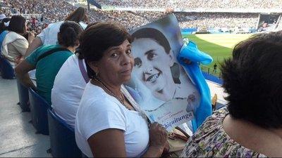 Ella no es beata de Paraguay, ella es beata el mundo