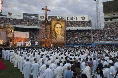 Chiquitunga: Culmina celebración de beatificación y establecen su día