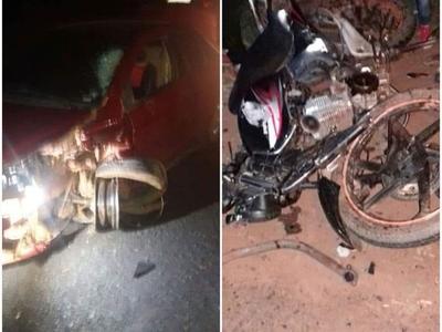 Fatal accidente en la ruta V
