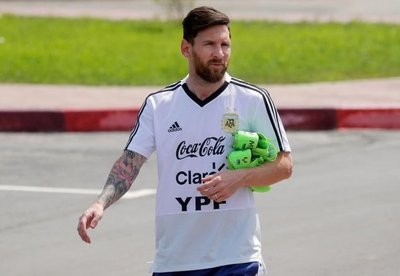 Francia no teme a Messi