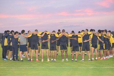 """El """"Chanchón""""se alista para el Torneo Clausura y la Copa Paraguay"""