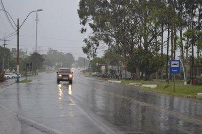 Persistirá frio acompañado de lluvias generalizadas para la fecha