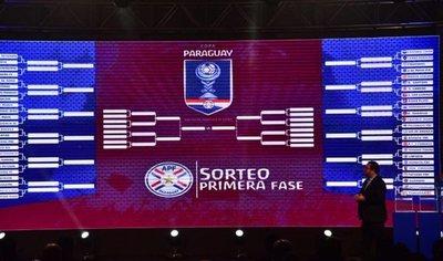Los 48 equipos conocen a sus rivales en la Copa Paraguay