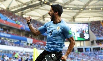 Uruguay-Portugal: Partidazo en Sochi