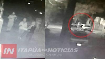TORTOLEROS ATACAN EN EL B° SAN ROQUE DE ENCARNACIÓN