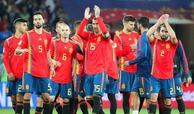 España ante sus errores y la anfitriona