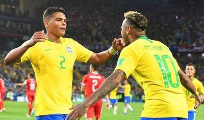 Thiago Silva: Esperemos que sea el gran día de Neymar