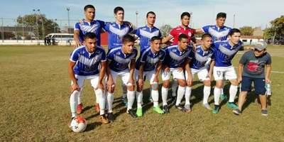 La V Azul golea 4 a 1 al Real Chaco