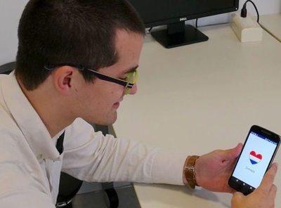 DONAPY: aplicación para registrar que sos un donante