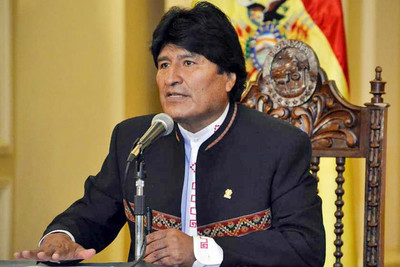 Evo Morales acusa a Pence de promover intervención militar en Venezuela