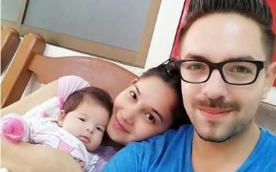 Mariela Bogado Celebró Los Primeros Tres Meses De Vida De Su Hija Farah