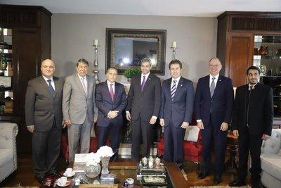 Según Palestina, Paraguay es un país amigo