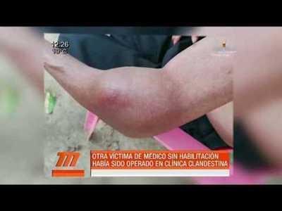 """Médico """"mau"""" sigue operando en Caaguazú"""