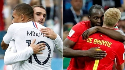HOY / Francia y Bélgica disputan el primer boleto a la gran final