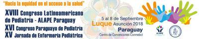Paraguay será sede de Congreso de la Asociación Latinoamericana de Pediatría