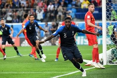 Francia ya está en la final de Rusia 2018