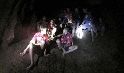 Real Madrid invitará a los niños rescatados en Tailandia