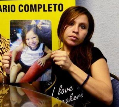 Encuentran a niña desaparecida hace 4 años en Capiatá