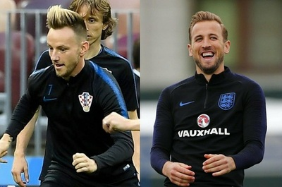 Croacia e Inglaterra disputarán el último pase a la final