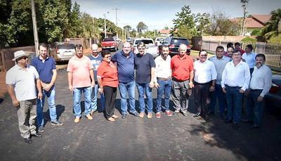 Schuster logra aprobación para construir el palacete municipal en Santa Rosa