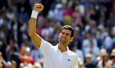 Djokovic vence a Nishikori y logra las semifinales por octava vez