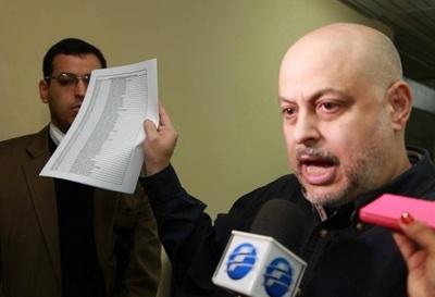 Payo Cubas presenta proyecto para derogar ley de autoblindaje