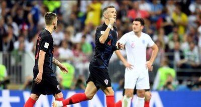 Croacia medirá a Francia en la final de Rusia 2018