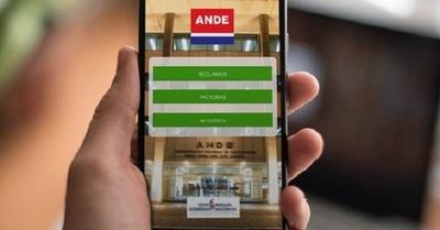 Ande cuenta con nueva App para reclamos