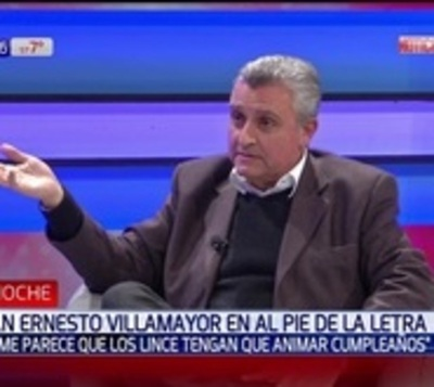 """Villamayor: """"No existe estadística criminal cero"""""""