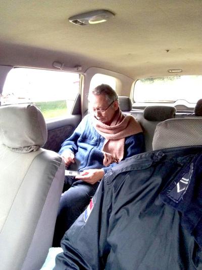 Jubilado de Itaipu que casi mató a su mujer recuperó su libertad en tiempo récord