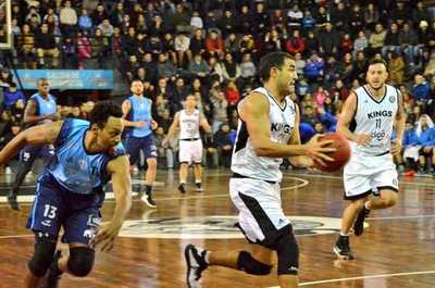 Hoy se juega la tercera final entre Olimpia Kings y San José