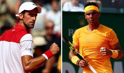 Rafael Nadal vs Novak Djokovic en semifinales del Wimbledon 2018