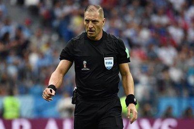 FIFA designó a Néstor Pitana para la final