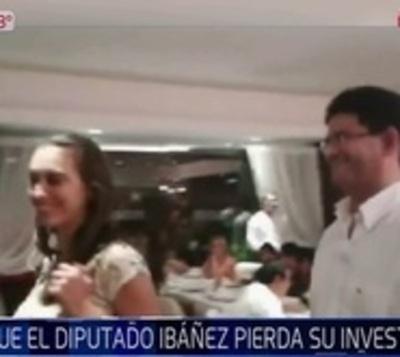 Pérdida de investidura se puede aplicar a Ibáñez, analiza diputada