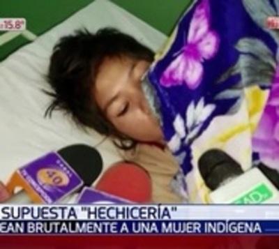 Mujer fue torturada tras ser acusada de practicar brujería