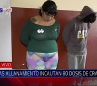Detienen a microtraficantes que operaban en Mariano Roque Alonso