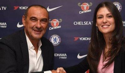 El Chelsea ficha a Sarri como entrenador tras la marcha de Conte
