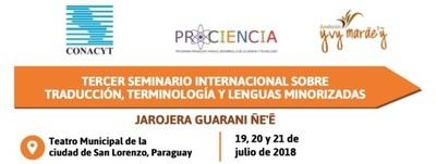 Harán Seminario Internacional sobre Traducción, Terminología y Lenguas Minorizadas