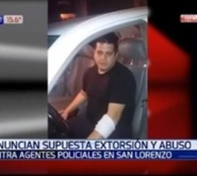 Liberan a policía acusado de extorsión y abuso sexual