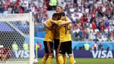 Bélgica logra el tercer puesto mundialista