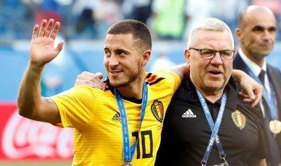 Hazard: Es para estar orgullosos de este equipo
